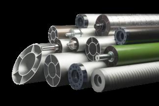 TEXROLL Aluminiumvalsar FAIT GROUP