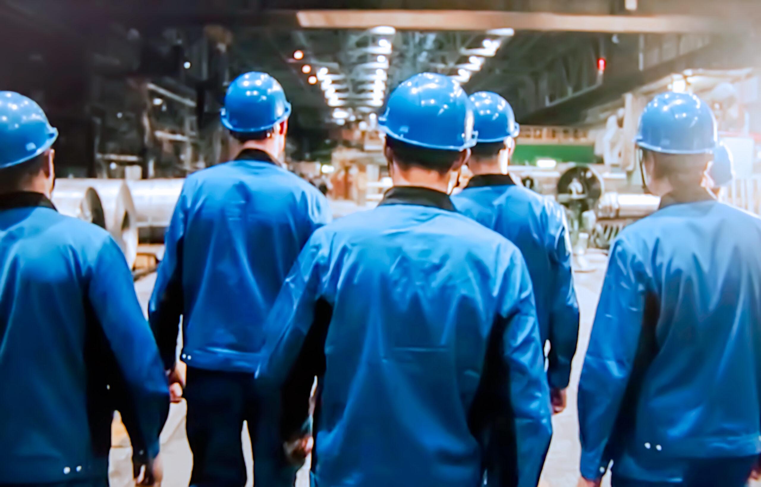 Maskindeler og maskinutstyr til prosessindustrien